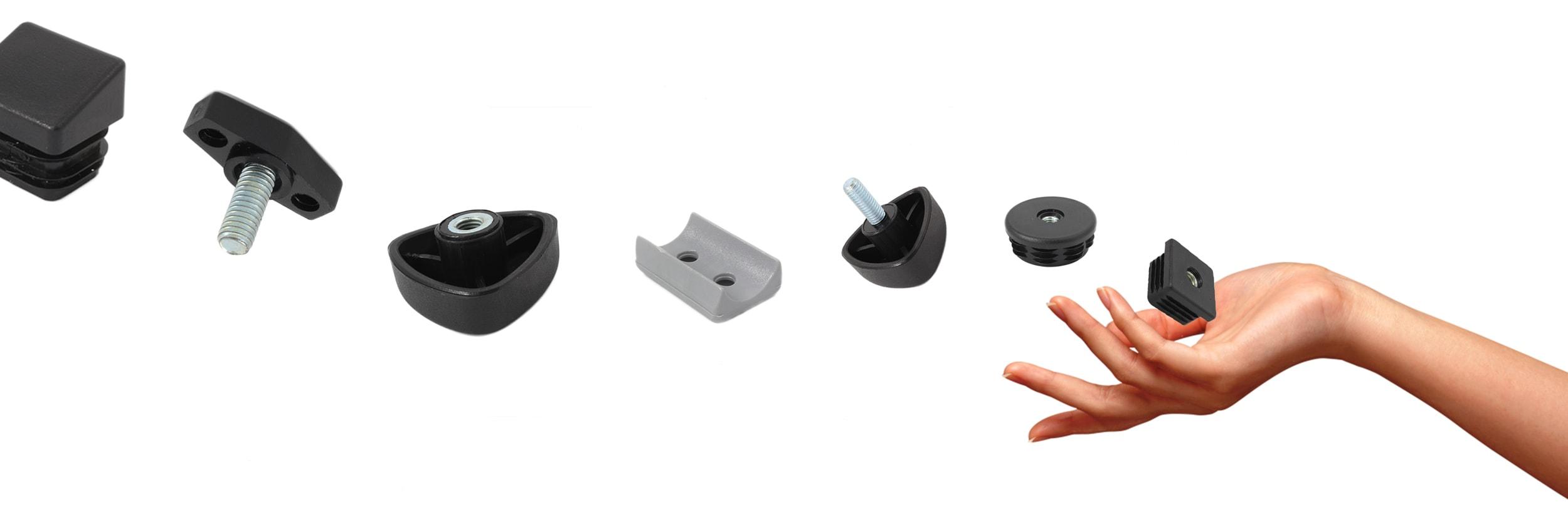 Plugs rectangular